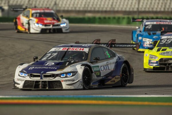 Jonathan Aberdein is the best-placed BMW driver in the ...
